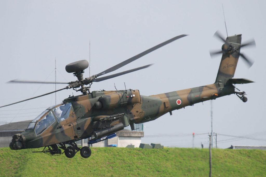 AH 64D Apache Longbow 1024x682 일본 자위대 공격용 헬기 AH64 아파치 민가에 추락 순간