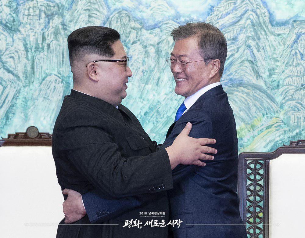 문재인 김정은 포옹 평화, 새로운 시작! 판문점 4.27 남북정상회담 영상모음