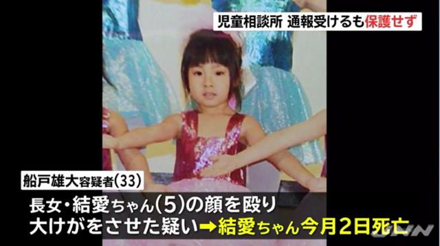 일본아동학대사망 일본열도를 분노케한 5세 여아 아동학대 사망사건
