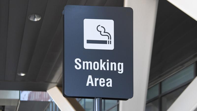 흡연구역 일본 남성 흡연율 29%로 역대 최저치