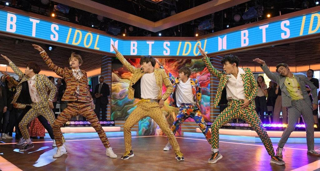 bts show 1024x547 방탄소년단(BTS) 유엔 영어연설과 미국방송 출연 영상