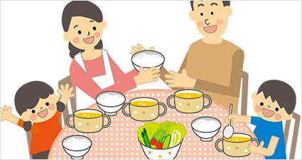 천천히 식사 천천히 먹는 슬로우 칼로리 프로젝트와 영양소 섭취기준