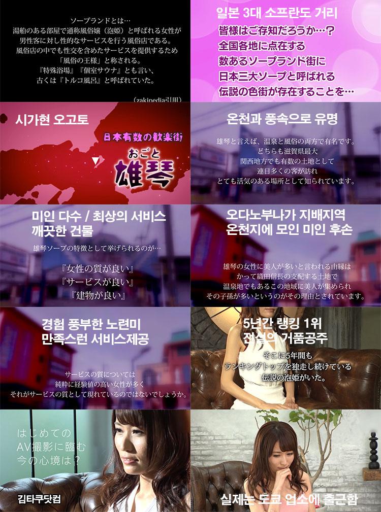 소프란도 업소녀 일본 3대 소프란도 오고토 온천지역의 No.1업소녀 AV데뷔