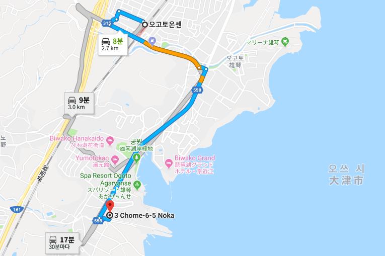 오고토온센 지도 일본 3대 소프란도 오고토 온천지역의 No.1업소녀 AV데뷔