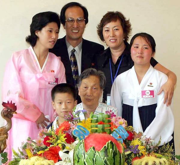 김영남 요코타메구미 일본인 납북자 요코타메구미 전 남편의 모친 사망