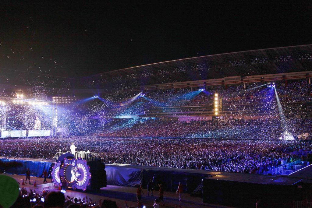 동방신기 일본 1024x683 동방신기 전설의 라이브 DVD 오리콘 1위 역대 최다