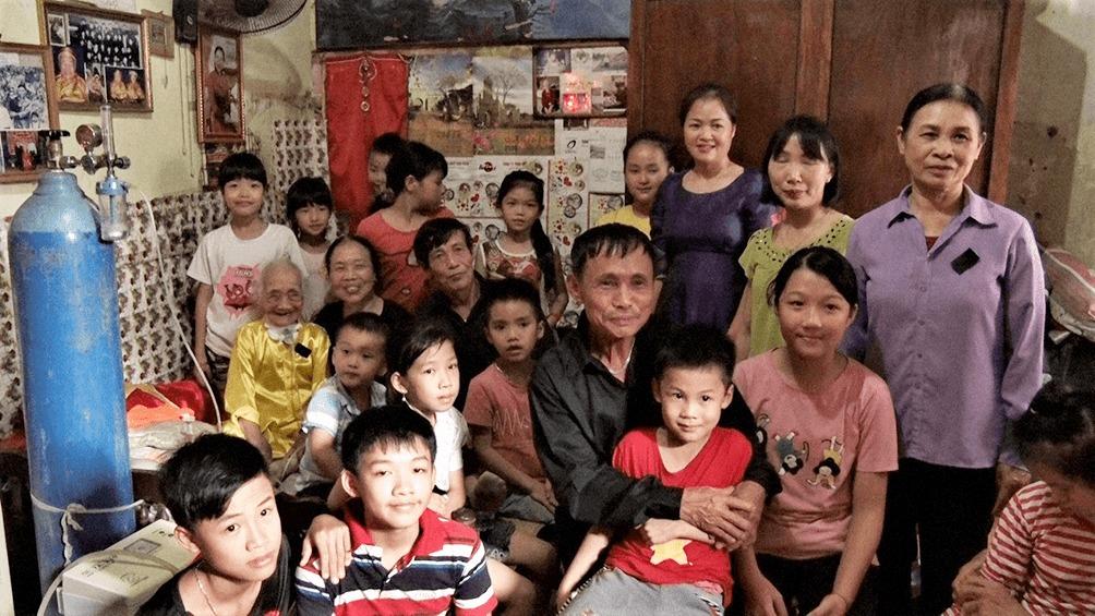 베트남 잔류 일본병사가족 종전 후 베트남 잔류 일본병사의 자손들 가족회 설립
