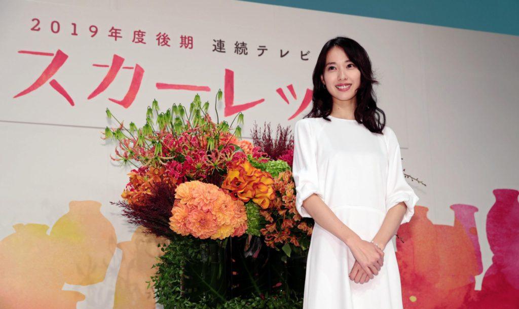일드 스칼렛 토다에리카 1024x610 일본 NHK 아침드라마 스칼렛의 주연은 토다에리카