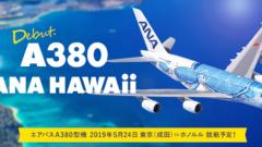 A380 HAWAI 240x135 일본어 공부에 도움이 되는 이야기 하나