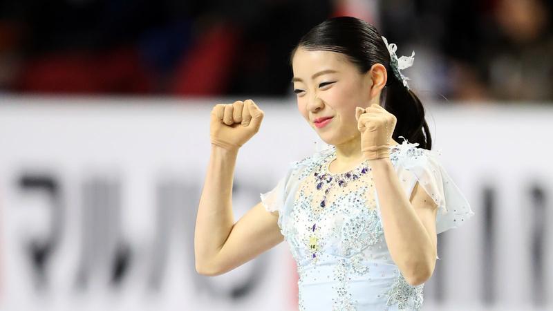 kihira 피겨스케이팅 GP파이널! 러일대결에서 일본의 키히라리카 우승