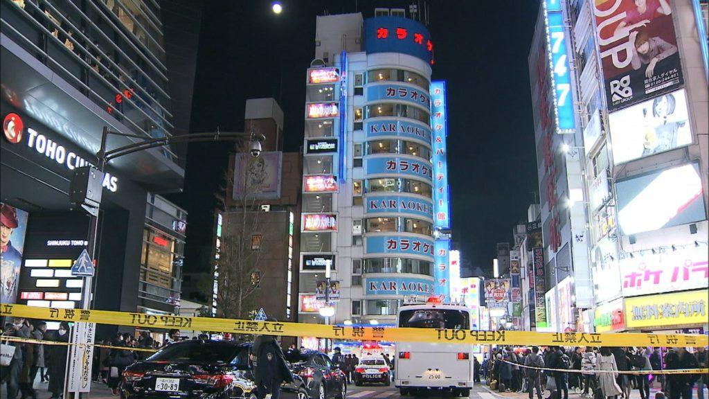 신주쿠가부키쵸 1024x576 도쿄 신주쿠 가부키쵸 노래방 총격사건! 재일 한국인 야쿠자 사망