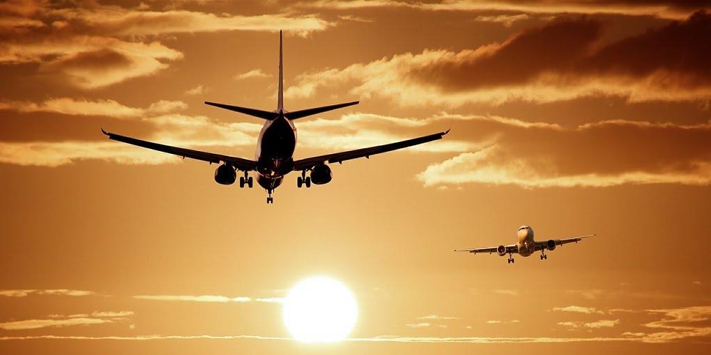 Volume of air traffic 2018년도 항공 교통량 역대 최고…하루 평균 2,204대 꼴