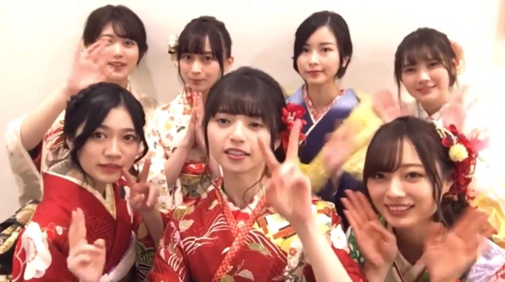 nogizaka46 1024x572 일본 성년의 날 성인식, 미래는 어둡다 62.8%! SNS이용률은?