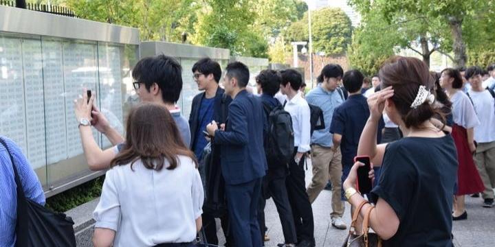 일본 사법시험 일본 사법시험 합격자 1502명으로 역대 최저! 로스쿨 수료자는 29%