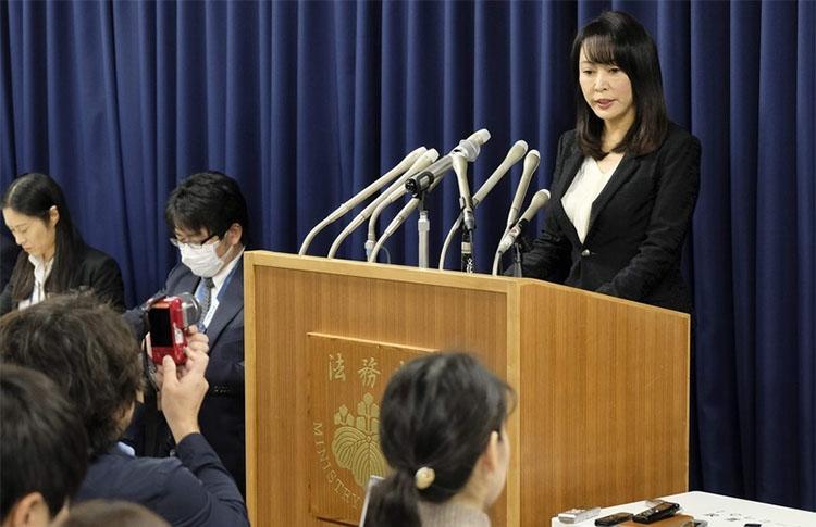 일본사형집행 일본 법무성, 후쿠오카 일가족 살해 중국인 사형수의 사형 집행