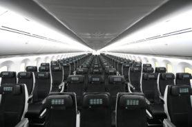 ZIPAIR 6 278x185 7월 서울 취항 일본항공의 저가항공사 ZIPAIR Tokyo 기체 내부 공개