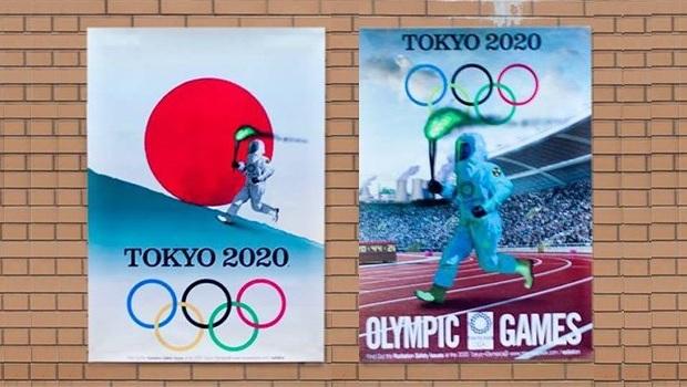 도쿄올림픽 반크 포스터 반크, 도쿄올림픽 방사능 우려 패러디 포스터에 일본반응 부글부글