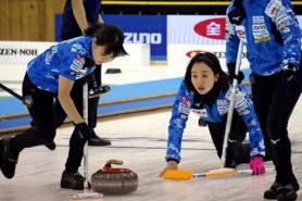 Curling fujisawa 02 278x185 일본 컬링 대회 평창올림픽 스타 후지사와 사츠키 소속팀 우승! 세계선수권 출전
