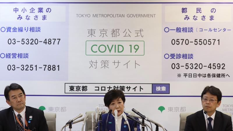 일본코로나 긴급사태선언 31일 일본 코로나19 확진자 2941명(+264) 도쿄, 오사카 최대치 경신