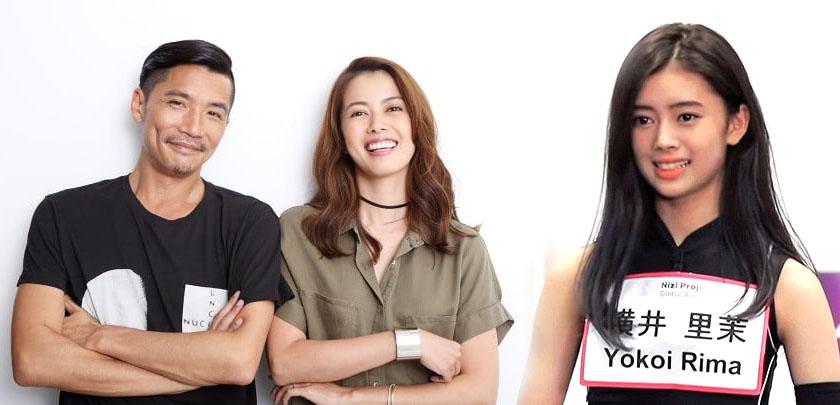 래퍼 지브리와 리마 JYP 일본 걸그룹 니쥬(NiziU) 리마의 아빠 지브라(Zeebra) 불륜 호캉스