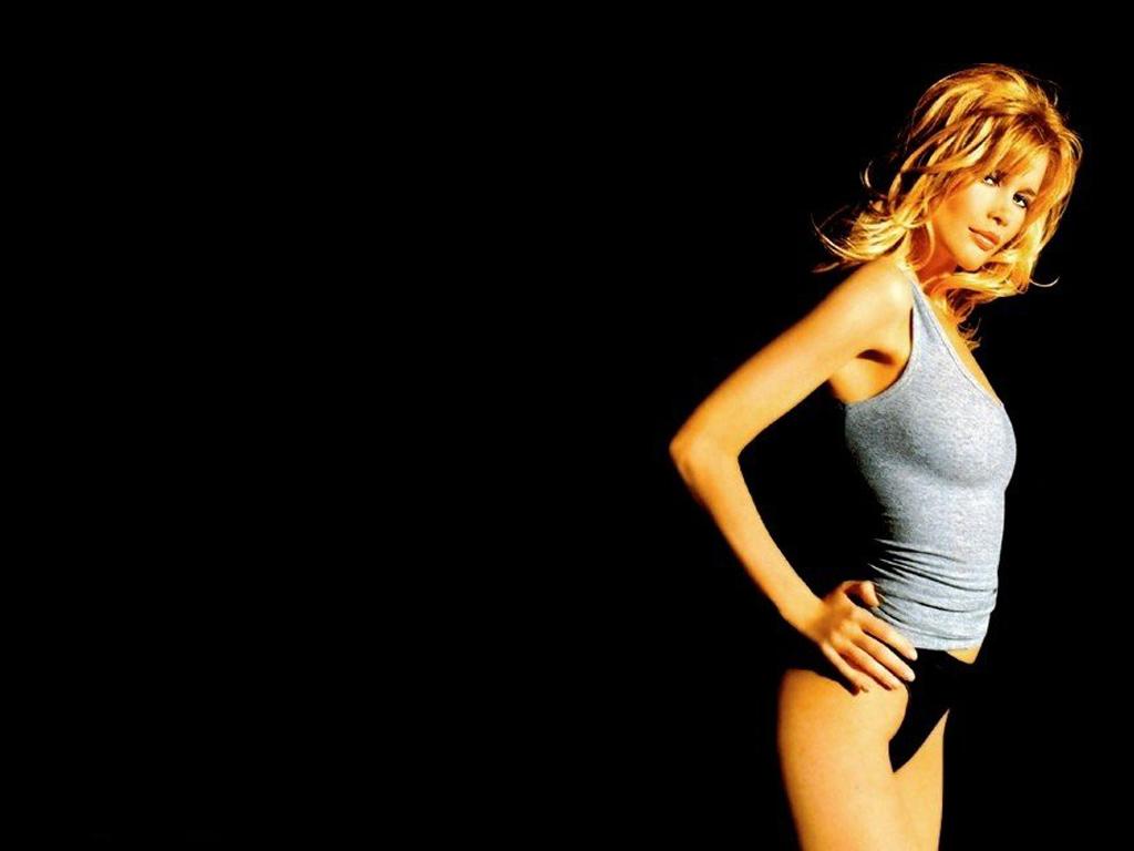 Claudia Schiffer 클라우디아 쉬퍼 상체운동 하체 다이어트 프로그램