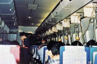 jal123 일본항공 JAL123편 추락사고의 진실! 생존 승무원의 증언