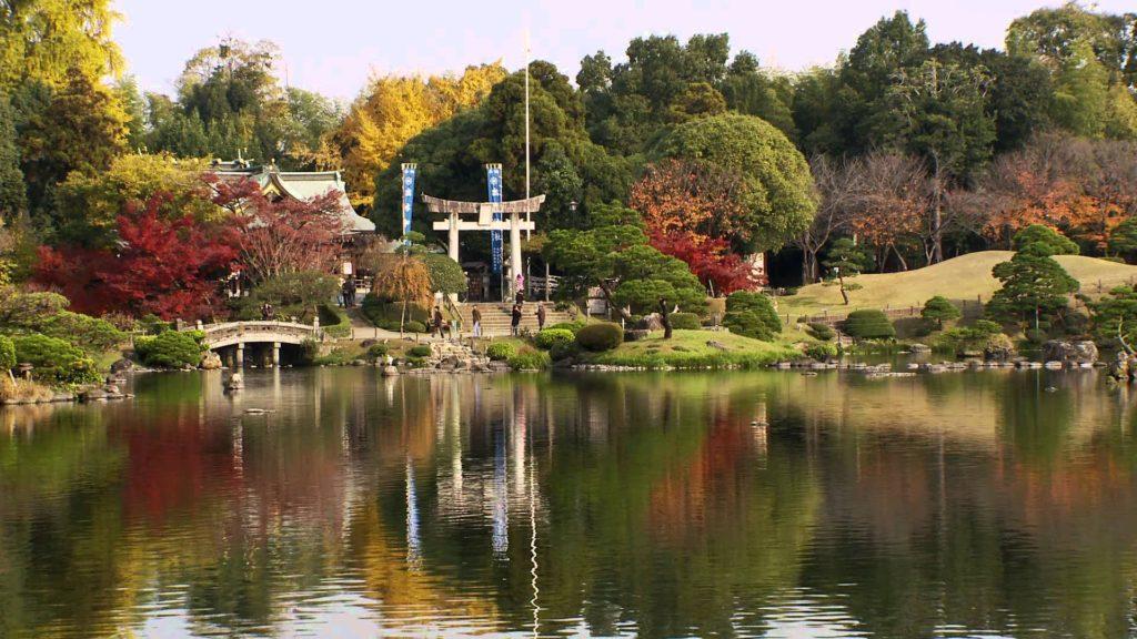 kumamoto suizenji2 1024x576 일본 큐슈 구마모토 스이젠지공원