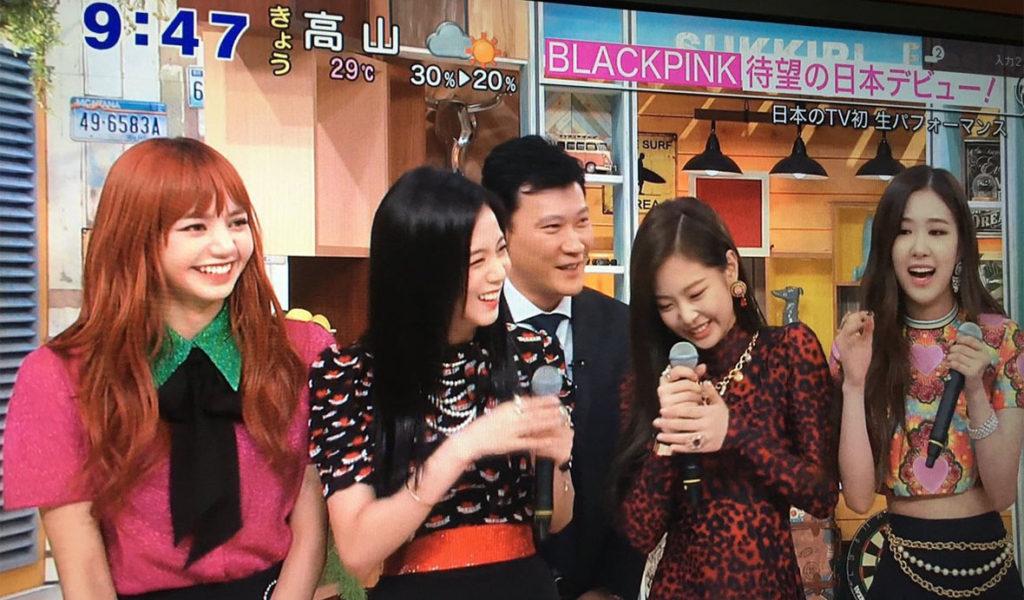 블랙핑크 일본데뷔 1024x600 걸 크러쉬 블랙핑크 일본데뷔! 음악축제 A nation, 티비생방송 출연