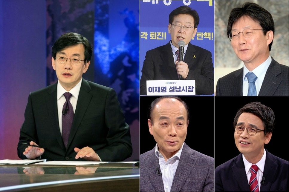 jtbc newsroom 신년토론 유시민, 이재명 전원책 법인세 실효세율 논쟁