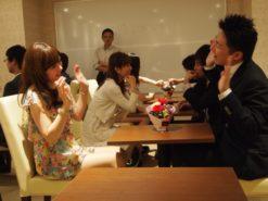 konkatsu party 247x185 일본 결혼 커플의 25%가 재혼! 만혼 현상도 두드러져..
