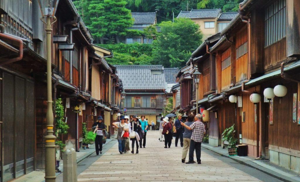 Nishi Chaya District 1024x624 미인이 많은 일본 이시카와현 가나자와 탐방