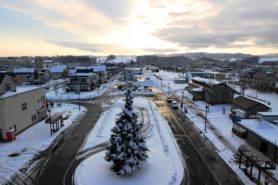 biei station2 278x185 홋카이도 인기 관광지 비에이의 설경! 흰수염폭포 등 명소 겨울풍경