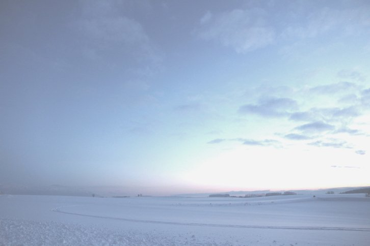 hokkaido hokuei 홋카이도 인기 관광지 비에이의 설경! 흰수염폭포 등 명소 겨울풍경