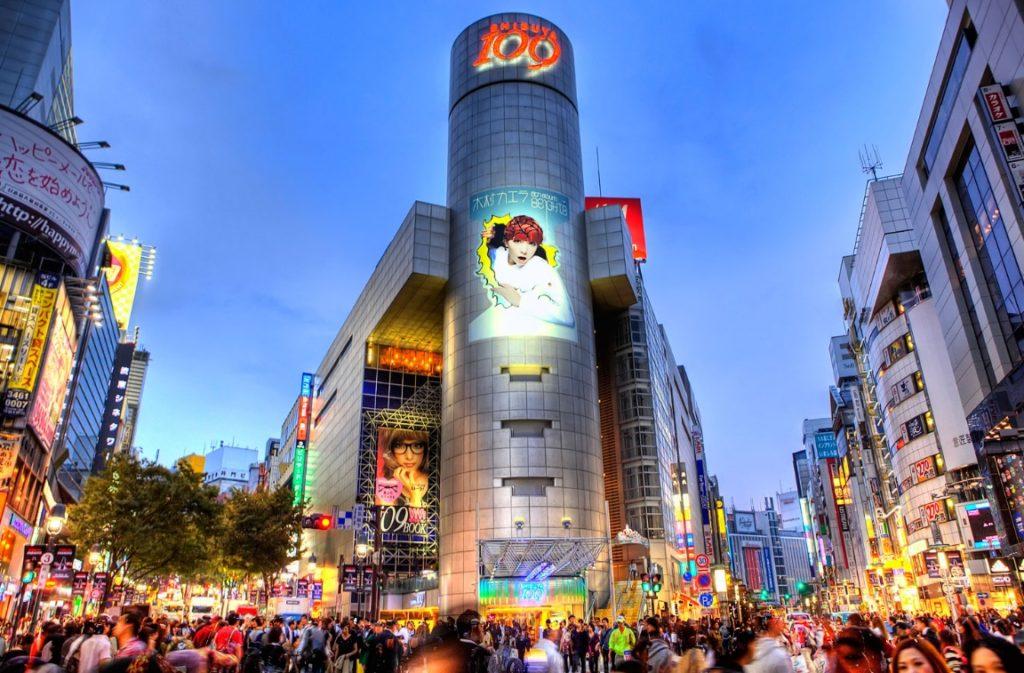 tokyo shibuya109 1024x673 일본 이야기   일본 살면서 느낀 일본인들의 모습