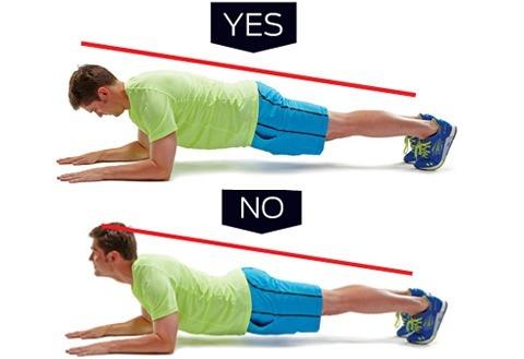 workout plank 몸매 만들기 코어근육 운동법! 코어운동 따라하기