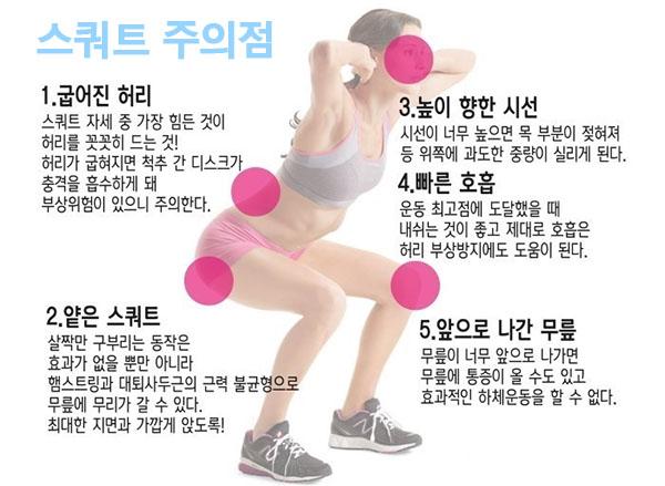 workout squat 몸매 만들기 코어근육 운동법! 코어운동 따라하기