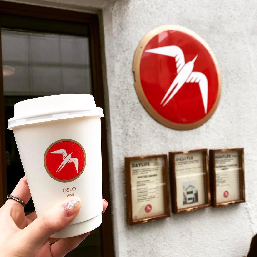 17265867 1391184210960490 6826797031764262912 n 도쿄 시부야 요요기공원 근처의 노르웨이 커피 푸글렌 카페