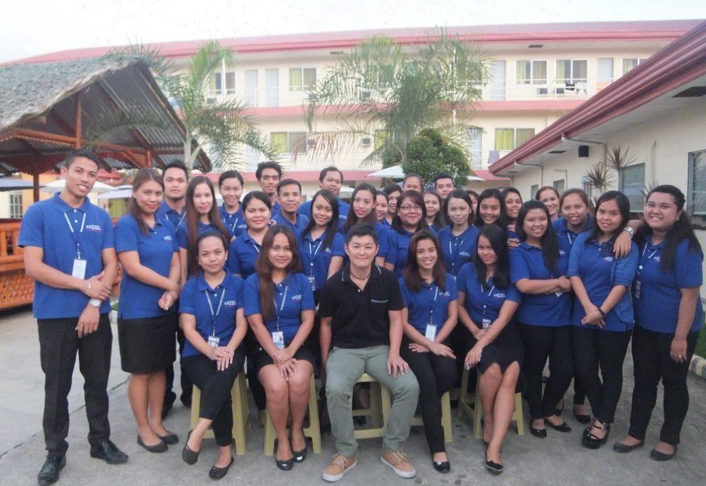 cebu c2 ubec teacher 1024x706 필리핀어학연수 일본자본의 세부어학원 학생인턴 모집