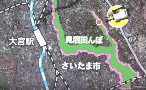 minumatanbo 300x185 드론 공중촬영 일본 벚꽃놀이 장소, 세계 최장의 벚나무 가로수길