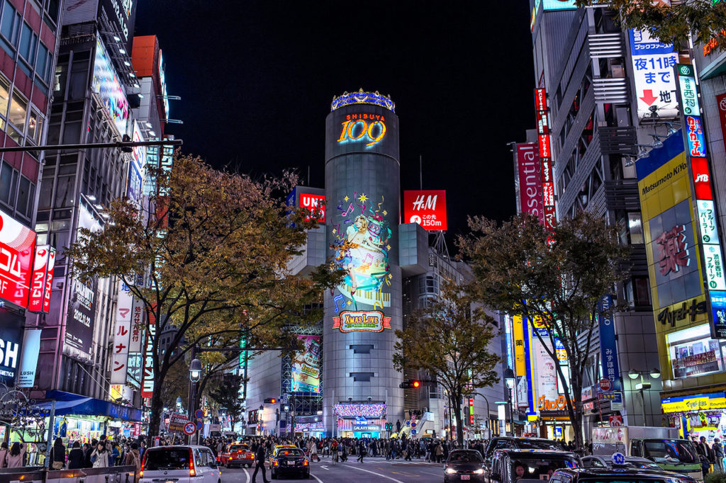 shibuya109 1024x682 실전 영어회화! 외국인이 영어로 길을 물어본다면?