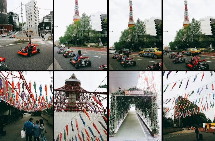 tokyo tower1 지난 주 도쿄타워(Tokyo Tower) 주변 풍경