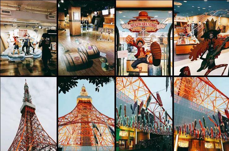 tokyo tower3 지난 주 도쿄타워(Tokyo Tower) 주변 풍경