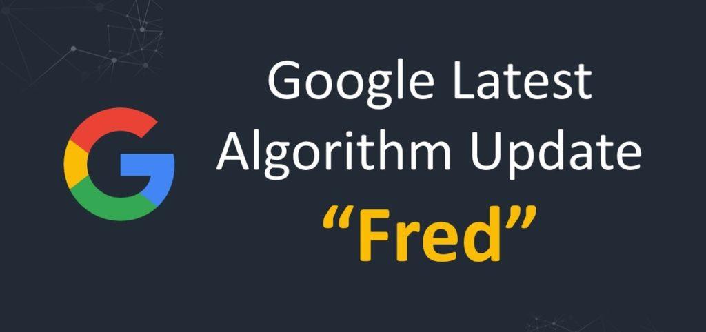 google update 1024x482 구글 알고리즘 프레드 업데이트로 사이트 순위가 떨어진 경우