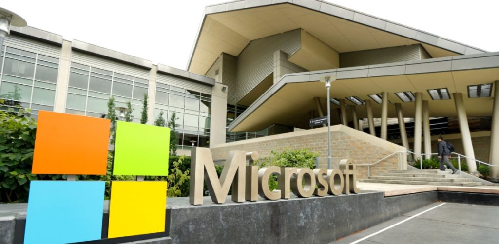 seattle microsoft campus 1024x501 근무하고 싶은 직장! 마이크로소프트(MS) 시애틀 본사 탐방