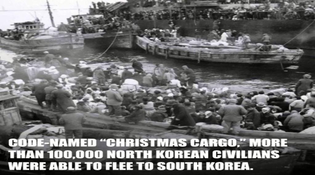christmas cargo 1024x570 문재인 대통령 장진호 전투기념비 연설에 미국인 반응 폭발적