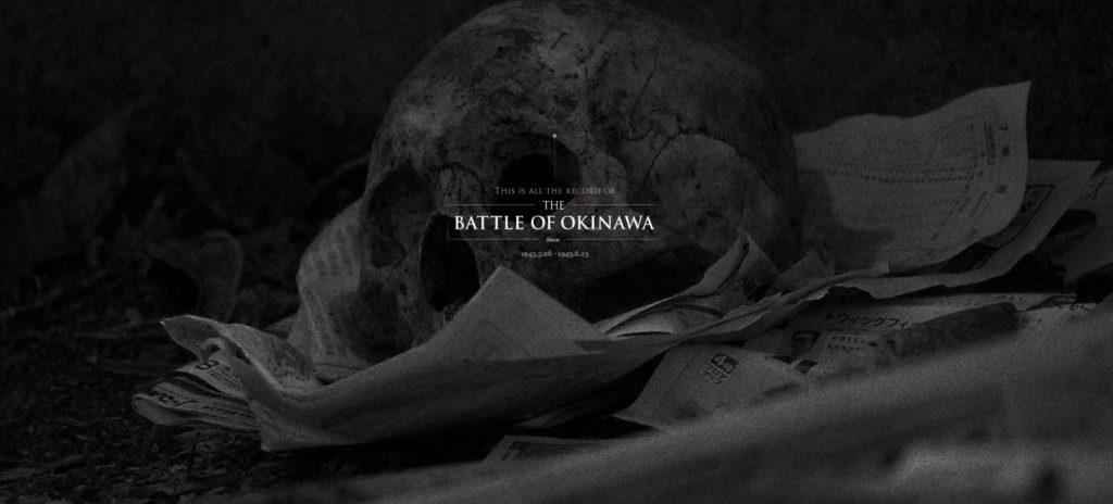 okinawa battle 1 1024x464 20만명이 희생된 오키나와 전투 추도식 거행