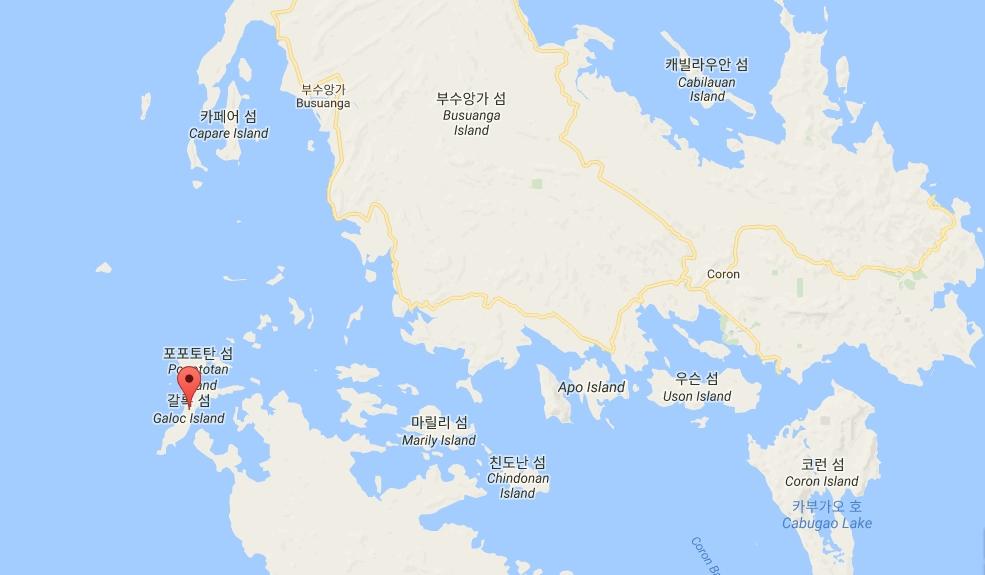 palawan 필리핀 팔라완의 북단섬에서 일본인 여행객 2명 피살
