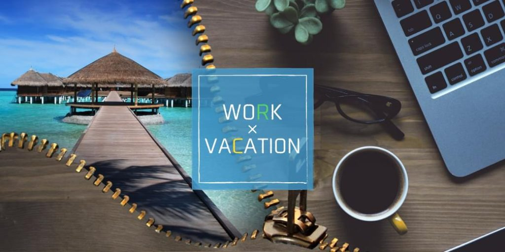 work vacation 1024x512 일본항공 워케이션 도입! 해외 여행지에서 업무 출근 취급