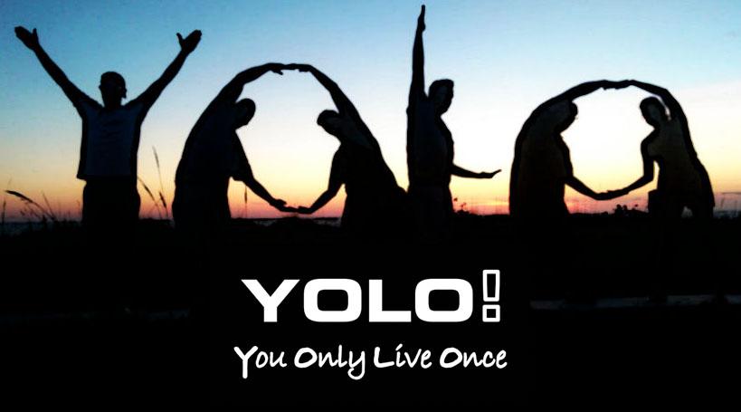욜로YOLO족 한번뿐인 인생! 욜로(YOLO)족을 아시나요?