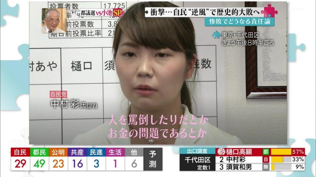 일본 선거 여성정치인 1024x576 일본 도쿄도의회 선거 고이케 도지사 압승! 아베 자민당 참패
